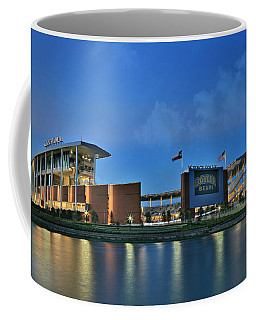 Mclane Stadium -- Baylor University Coffee Mug