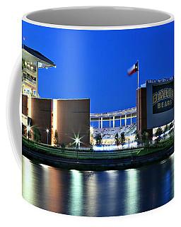 Mclane Stadium Panoramic Coffee Mug by Stephen Stookey
