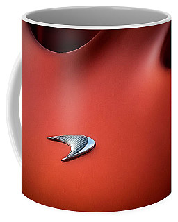 Coffee Mug featuring the digital art Mclaren P1 by Douglas Pittman
