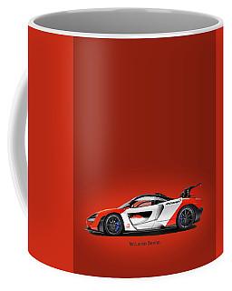 Mclaren Senna Coffee Mug