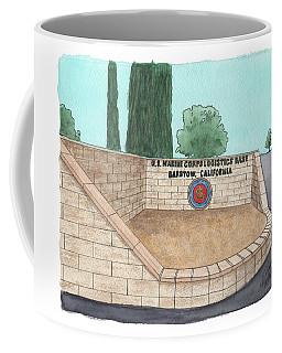 Mclb Barstow Welcome Coffee Mug