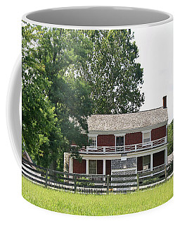 Mclean House Appomattox Court House Virginia Coffee Mug