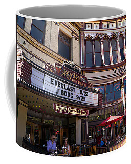 Mcnears Mystic Theatre And Music Hall In Petaluma California Usa Dsc3748 Coffee Mug