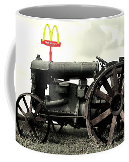 Mctractor Big Mac Coffee Mug