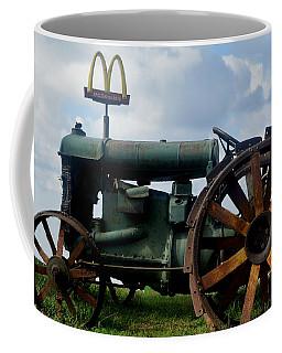 Mctractor Coffee Mug by Gary Smith