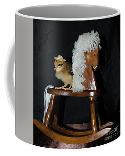 Me And My Rocking Horse Coffee Mug by Donna Brown