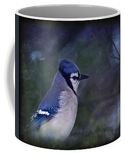 Me Minus You - Blue Coffee Mug