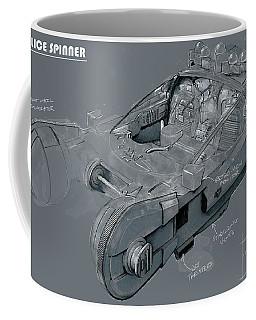 Mead Industries' Spinner Coffee Mug