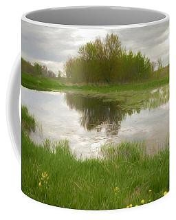 Mead Wildlife Spring 1 Coffee Mug by Trey Foerster