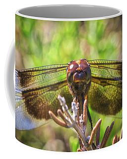 Meadow Hawk Dragonfly 2 Coffee Mug