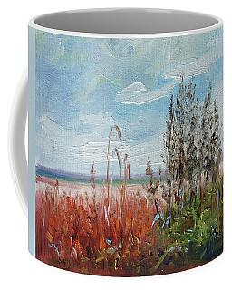 Meadow Weeds Coffee Mug
