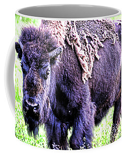 Mean Buffalo Springsteen Coffee Mug
