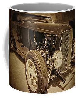 Mean Roadster Coffee Mug