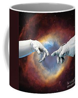 Meanwhile, In Space Coffee Mug