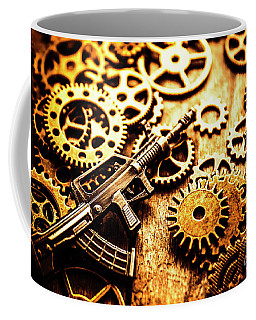 Mechanised Warfare Coffee Mug