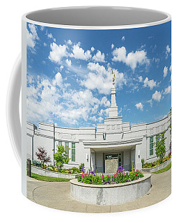 Medford Temple Front Coffee Mug