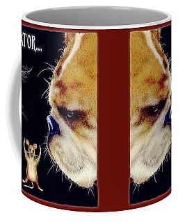 Mediator, The... Coffee Mug
