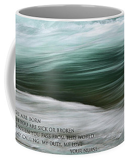 Medical Poem 1 Coffee Mug