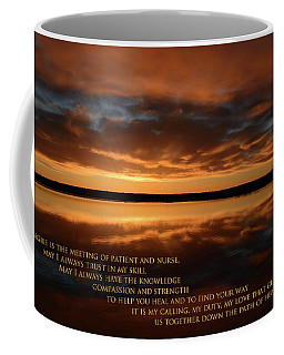 Medical Poem 2 Coffee Mug