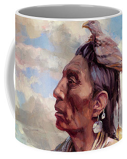 Medicine Crow Coffee Mug