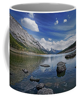 Medicine Lake, Jasper Coffee Mug