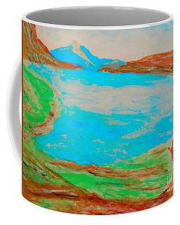 Medicine Lake Coffee Mug
