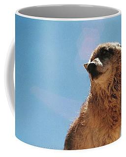 Medicine Wolf Coffee Mug