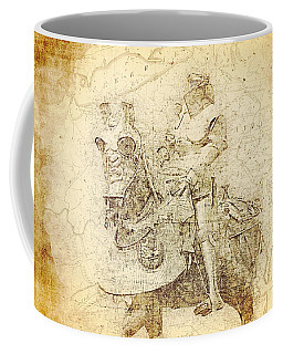 Medieval Europe Coffee Mug