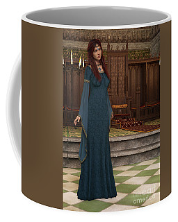 Medieval Queen Coffee Mug