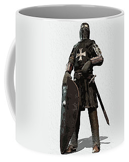 Medieval Warrior - 06 Coffee Mug