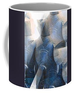 Medieval Warrior Coffee Mug