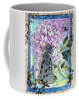 Meditating Monk - Bgmem Coffee Mug