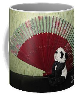 Coffee Mug featuring the photograph Meditation Hour by Ausra Huntington nee Paulauskaite