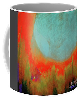 Super Blue Moon Coffee Mug
