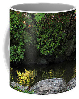 Meditation Pond Coffee Mug