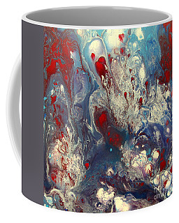 Meditation Coffee Mug by Valerie Travers