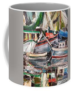 Mediterranean Impression Coffee Mug