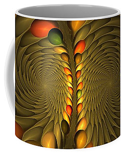 Meditirina Seed Pod Coffee Mug