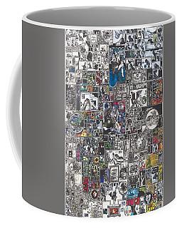 Medusa Maze Coffee Mug