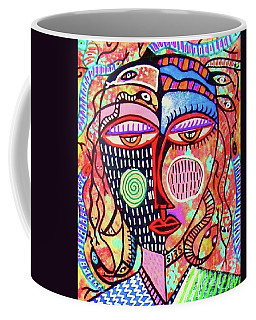Medusa Snake Woman Coffee Mug