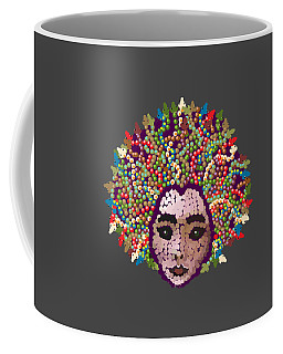 Medusa With Transparent Background Coffee Mug