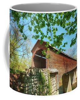 Meem's Bottom Bridge In Spring Coffee Mug