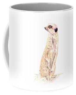 Meerkat In Charge Coffee Mug