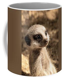 Meerkatportrait Coffee Mug