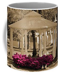 Meet Me At The Gazebo Coffee Mug