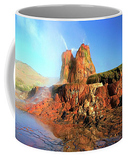 Meet The Fly Geyser Coffee Mug