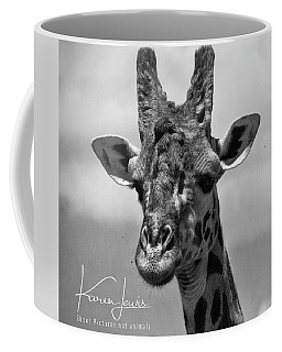 Meet Twiggy Coffee Mug by Karen Lewis