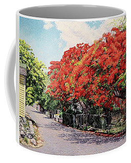 Meeting And Nassau Street Coffee Mug
