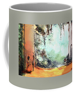 Meeting On A Date Coffee Mug