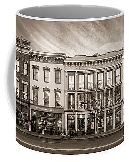 Meeting Street - Charleston, South Carolina Coffee Mug by Carl Amoth